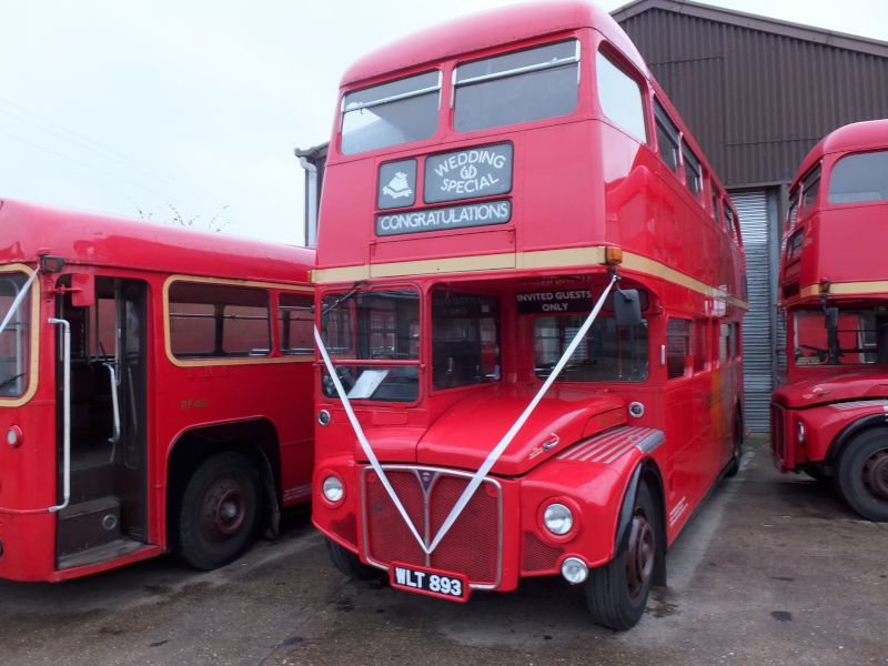 Double Deck Routemaster